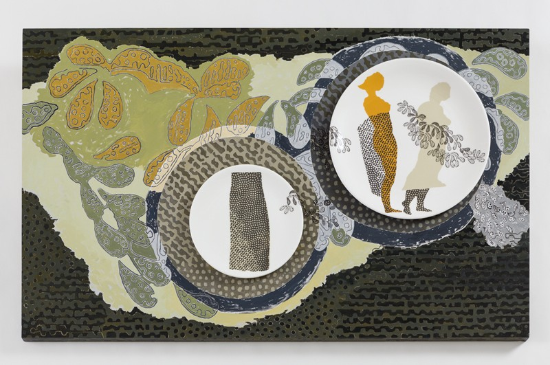 Charlotte Hodes – Dressed in Pattern; In collaboration with jaggedart